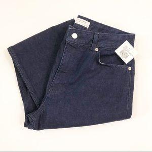 Zara 2 premium Denim Collection Straight leg Jeans